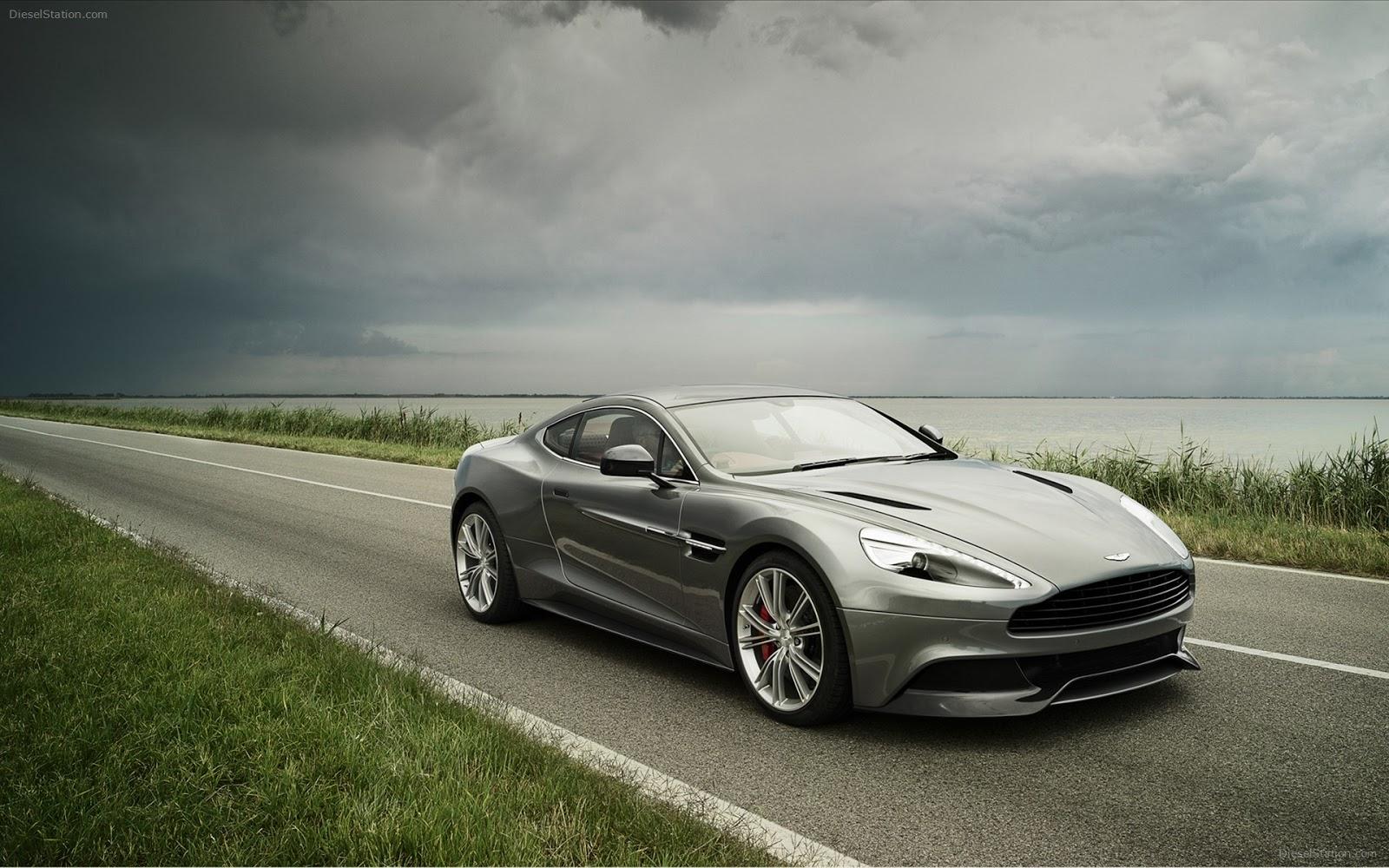 Takeyoshi Images: New Aston Martin Vanquish
