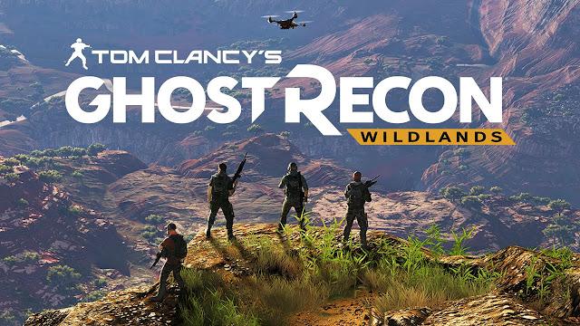 تحميل لعبة ghost recon wildlands للكمبيوتر
