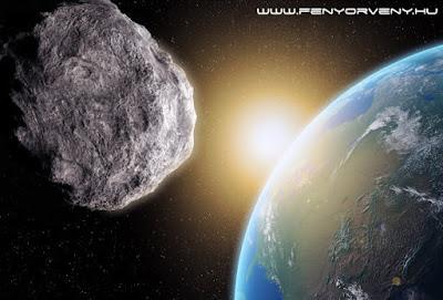 A 2013 TX68 nevű aszteroida közelebb megy el a Föld mellett, mint gondolták