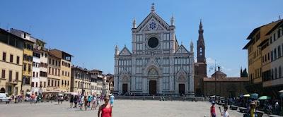 Florencia, Iglesia de Santa Croce.