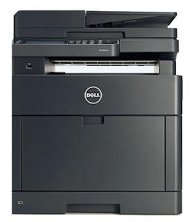 Dell H825CDW Printer Driver Download