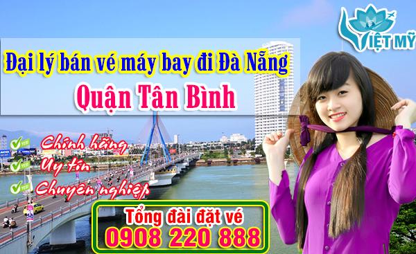 Đại lý bán vé máy bay đi Đà Nẵng quận Tân Phú
