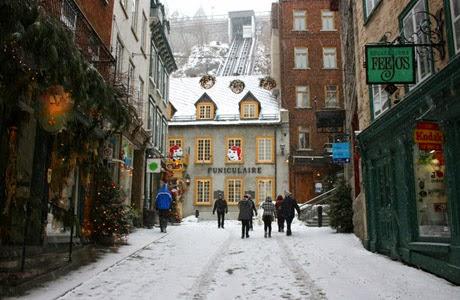 Canadá, Quebec,