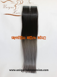 stock tape wefts