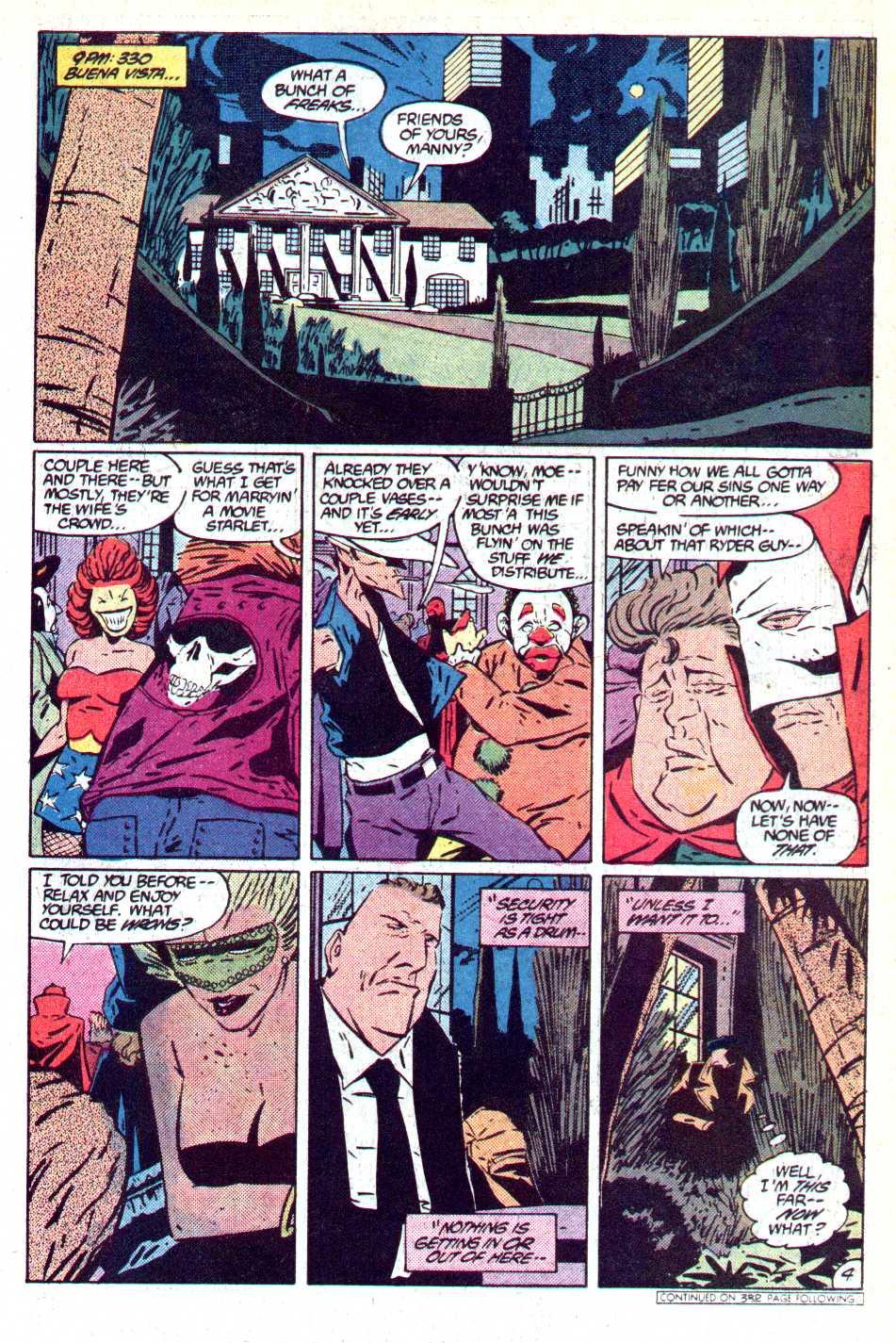 Read online Secret Origins (1986) comic -  Issue #18 - 5