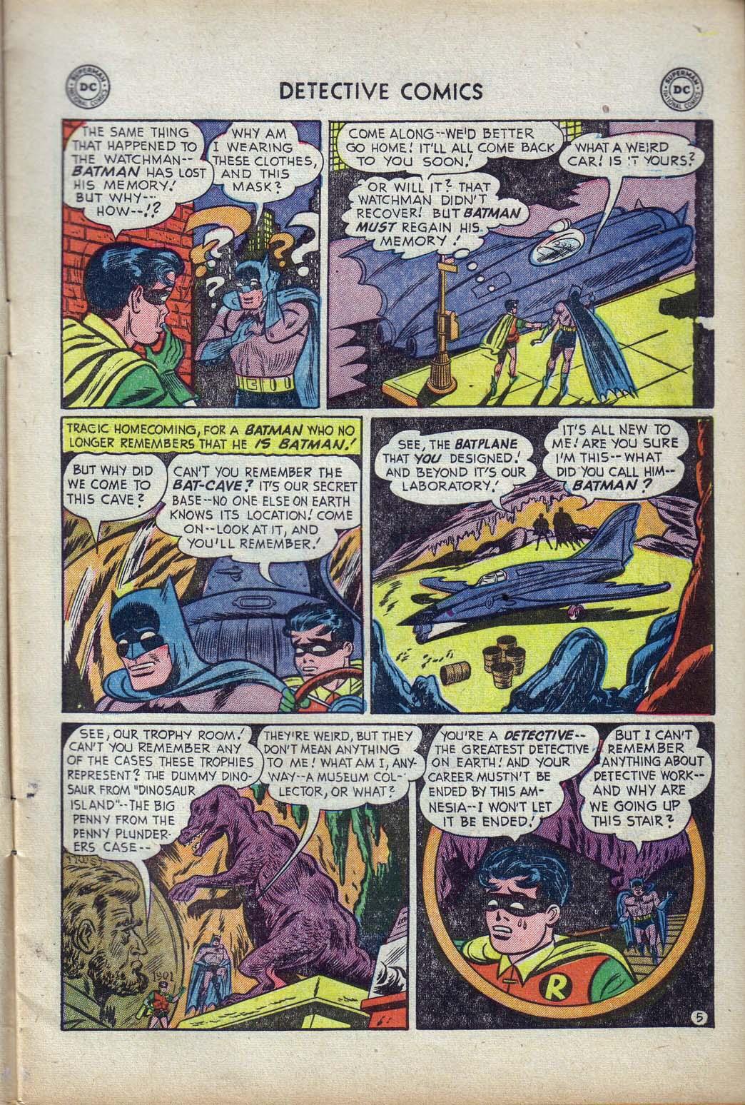 Read online Detective Comics (1937) comic -  Issue #190 - 7