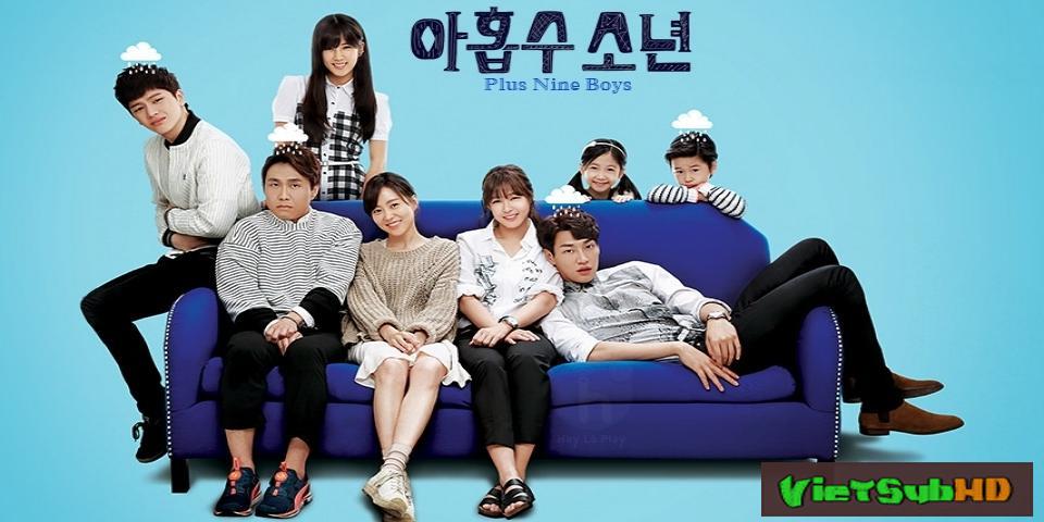 Phim Số 9 Định Mệnh Hoàn Tất (14/14) VietSub HD   Plus Nine Boys 2014