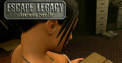 Escape Legacy - Ancient Scroll