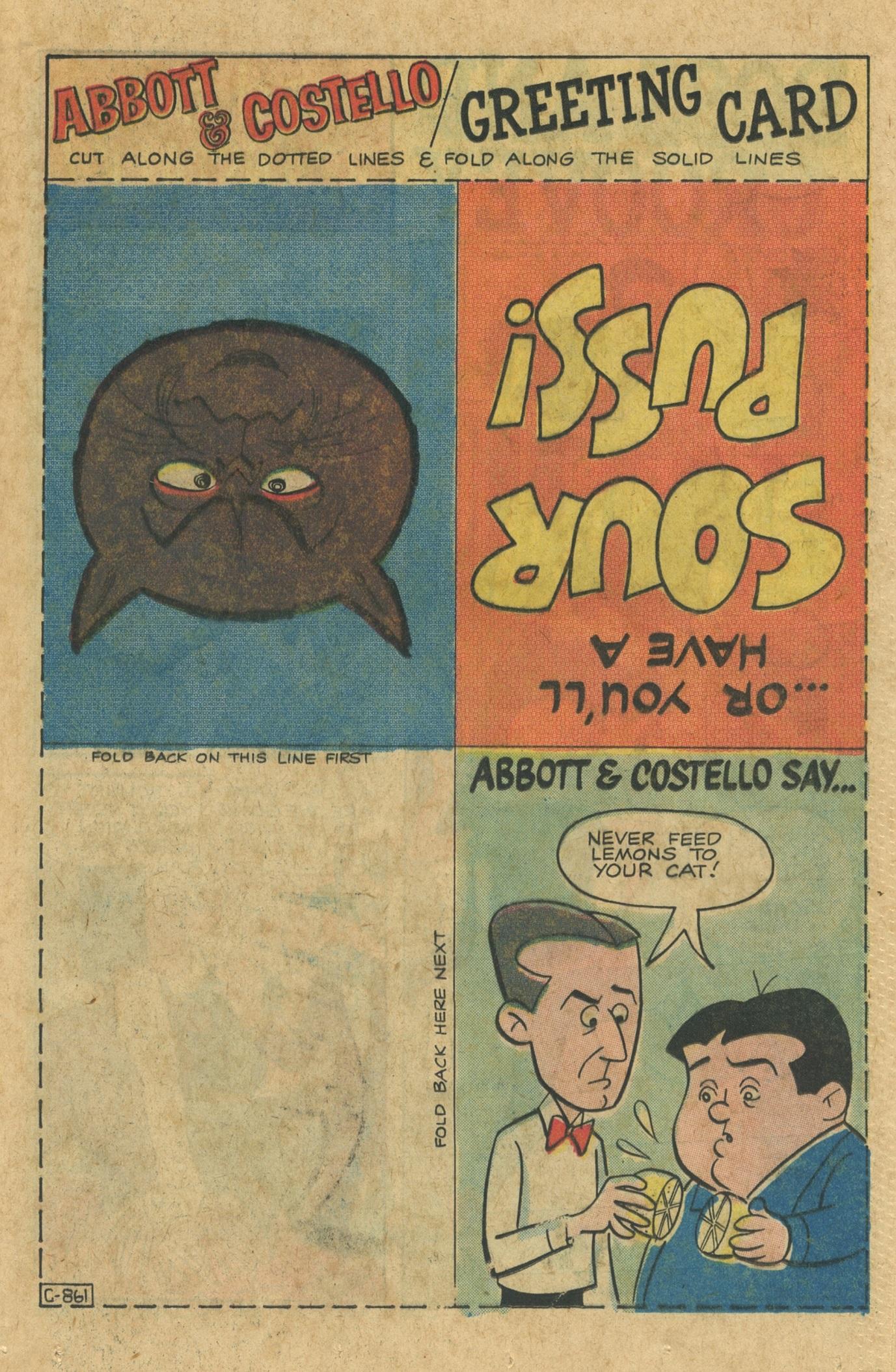 Abbott & Costello issue 13 - Page 21