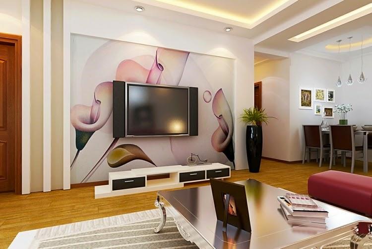 10 striking living room wall decor ideas for fresh morning - living room wall decor