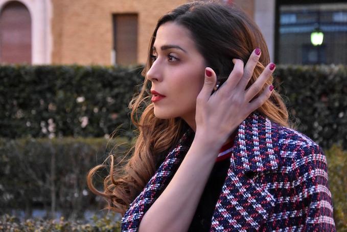 mfw: il mio look firmato pinko per la settimana della moda di milano