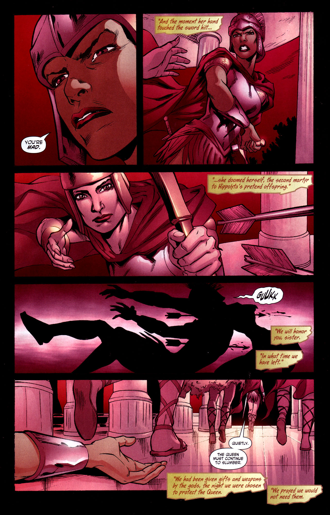 Read online Wonder Woman (2006) comic -  Issue #17 - 4