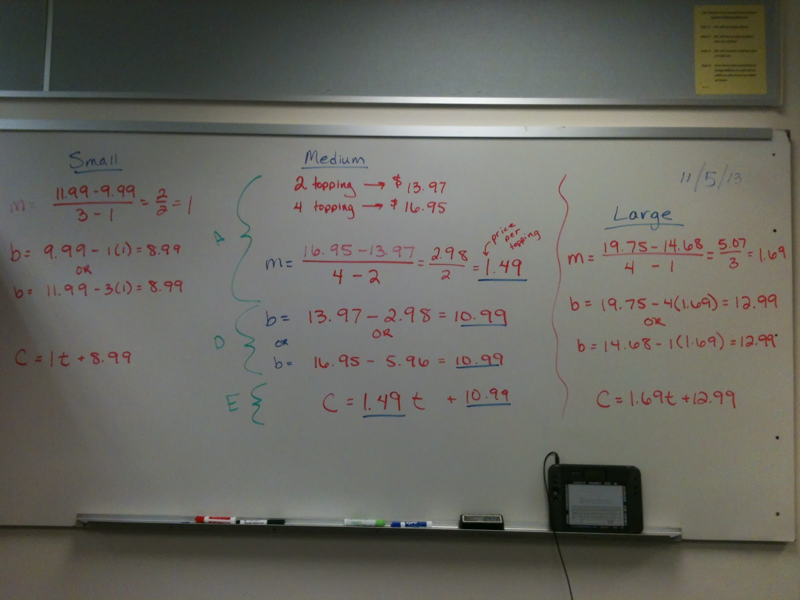 Simplifying Radicals Domino Effect From Mathalicious