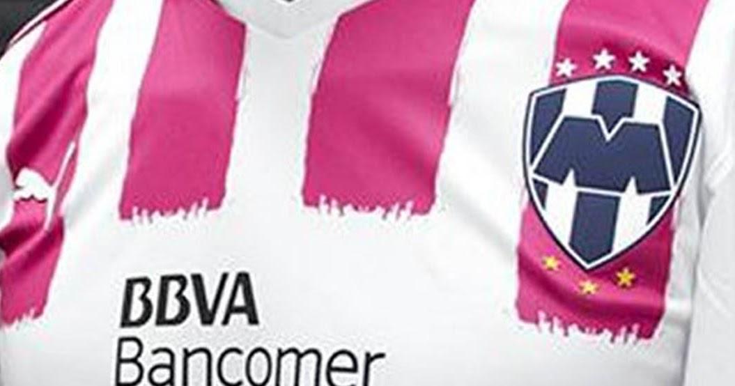 fcbb580837a Pink Puma Rayados Monterrey 2016 Kit Released - Sports kicks