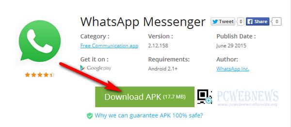 scaricare app apk da Google Play