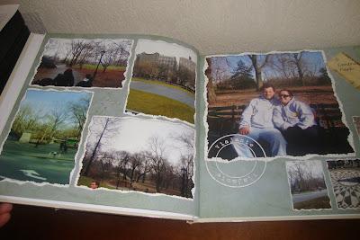 Álbum de fotos de viagem feita no site Foto Registro