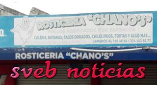 """Asaltan rosticeria """"Chanos"""" y tiran balazos en Cordoba Veracruz"""