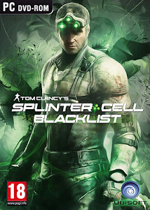 Cover Of Splinter Cell Blacklist Full Latest Version PC Game Free Download Mediafire Links At worldfree4u.com