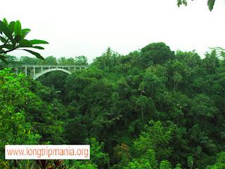 Tempat Wisata Lembah Tanah Wuk Sangeh Badung Bali