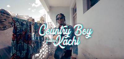 Country Boy Ft Kachi - Kibegi