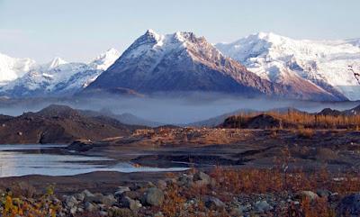 Bradford Washburn, Denali Mountain Alaska, McKinley Mount, Gunung Unik dan Menarik di dunia