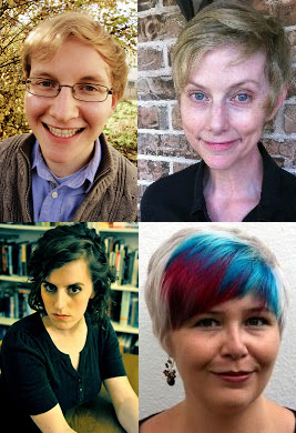 These are the cool people with whom I write short, creepy stories (The Cabinet of Curiosities)