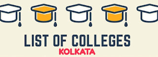 List of Colleges for Admissions (Kolkata) - 2018