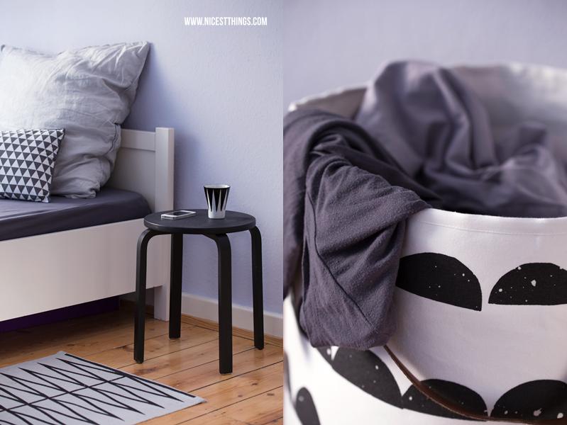 Schlafzimmer Deko Ideen In Grautonen Skandinavisch Schlicht Nicest Things