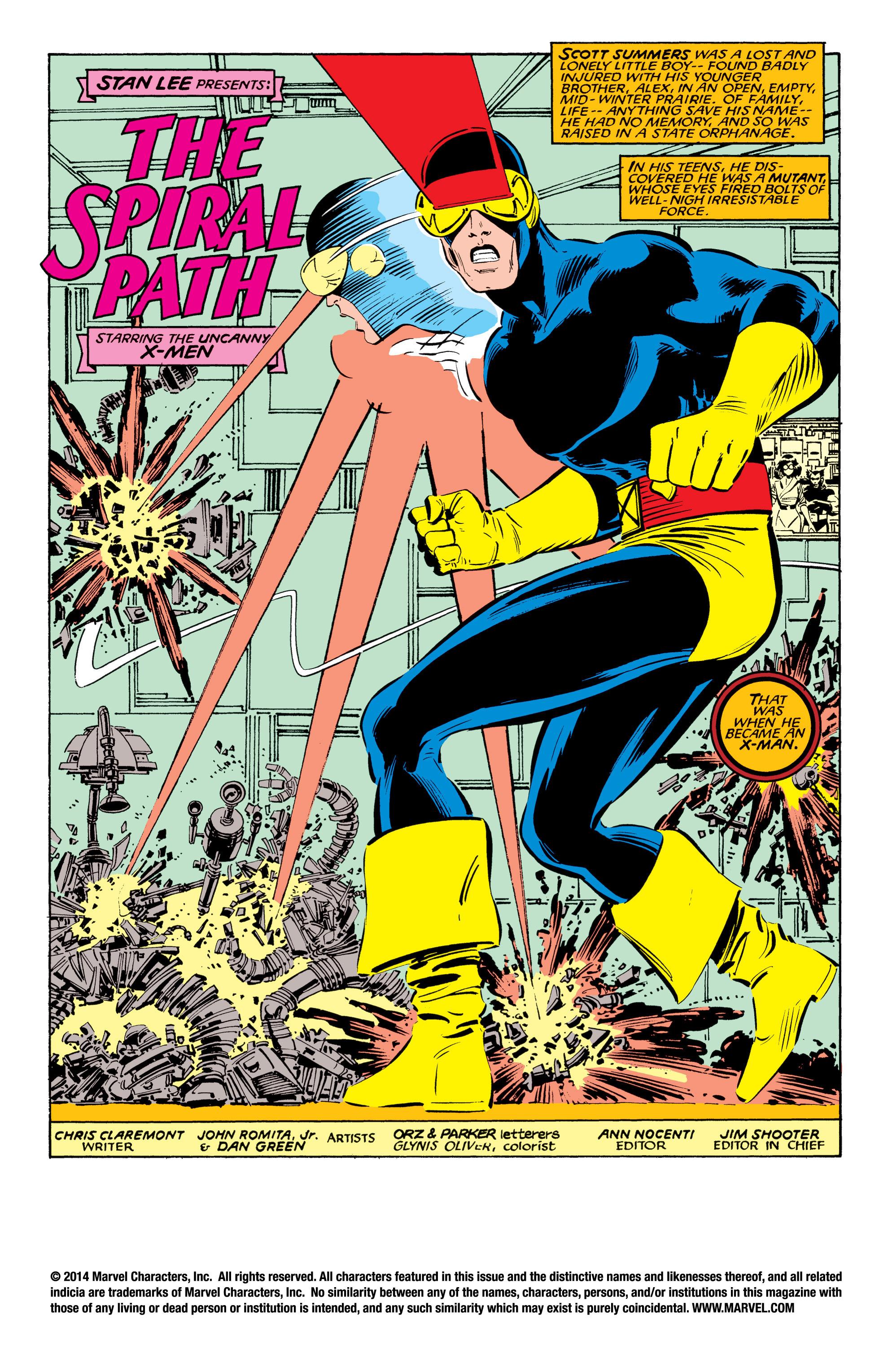 Read online Uncanny X-Men (1963) comic -  Issue #199 - 2