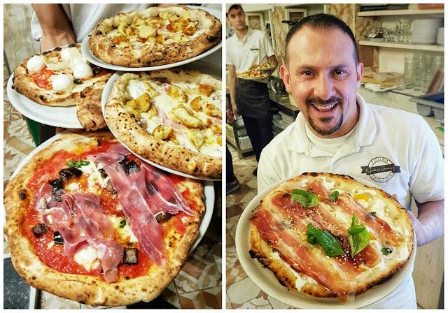 pizzeria gaetano genovesi napoli