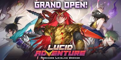 Lucid Adventure Game Mobile RPG Terbaik 2020