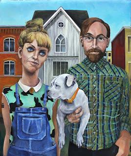 American Gentrifiers by Dana Ellyn