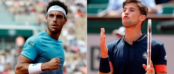 DIRETTA Cecchinato-Thiem Streaming gratis da Parigi con Eurosport | Tennis Roland Garros