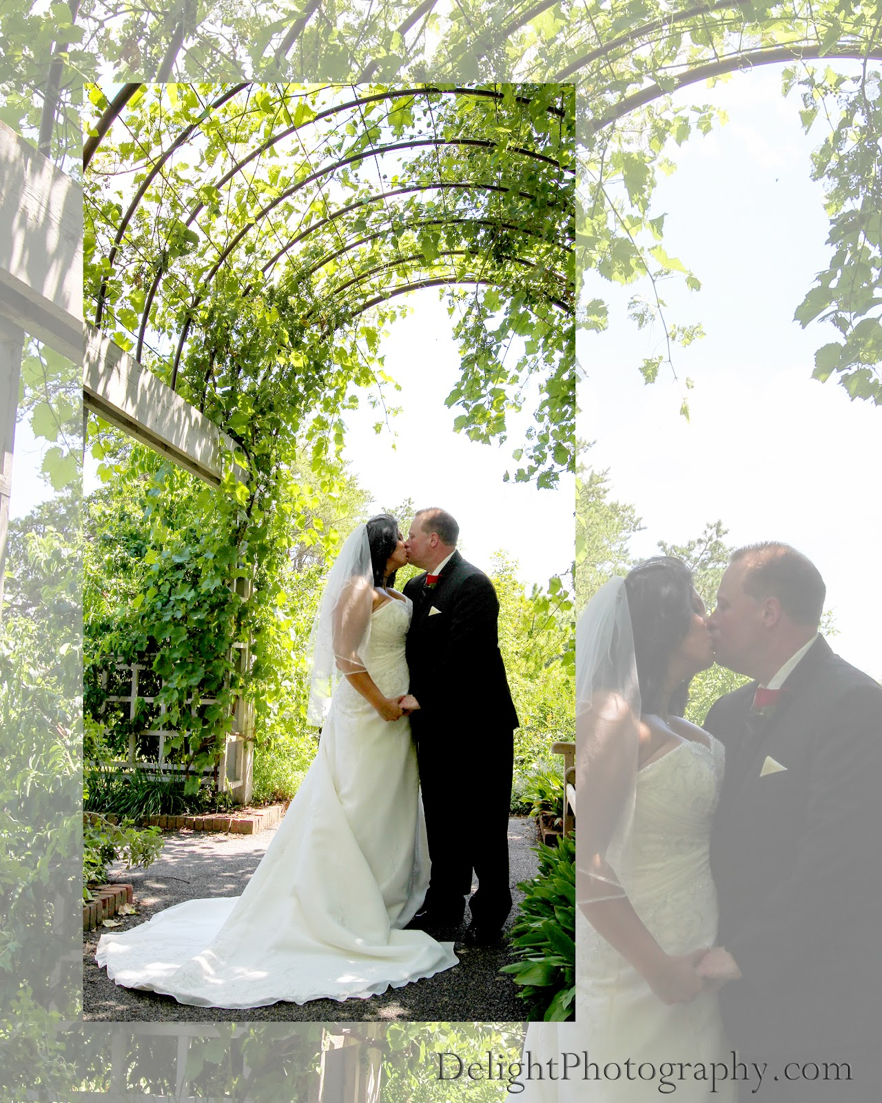 Minnesota Wedding Ceremony Locations: Wedding At Minnesota Landscape Arboretum
