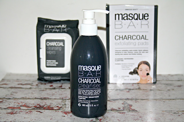 MasqueBAR Charcoal Cleanser