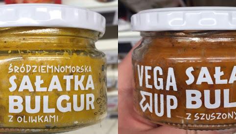 Sałatki, VegaUp