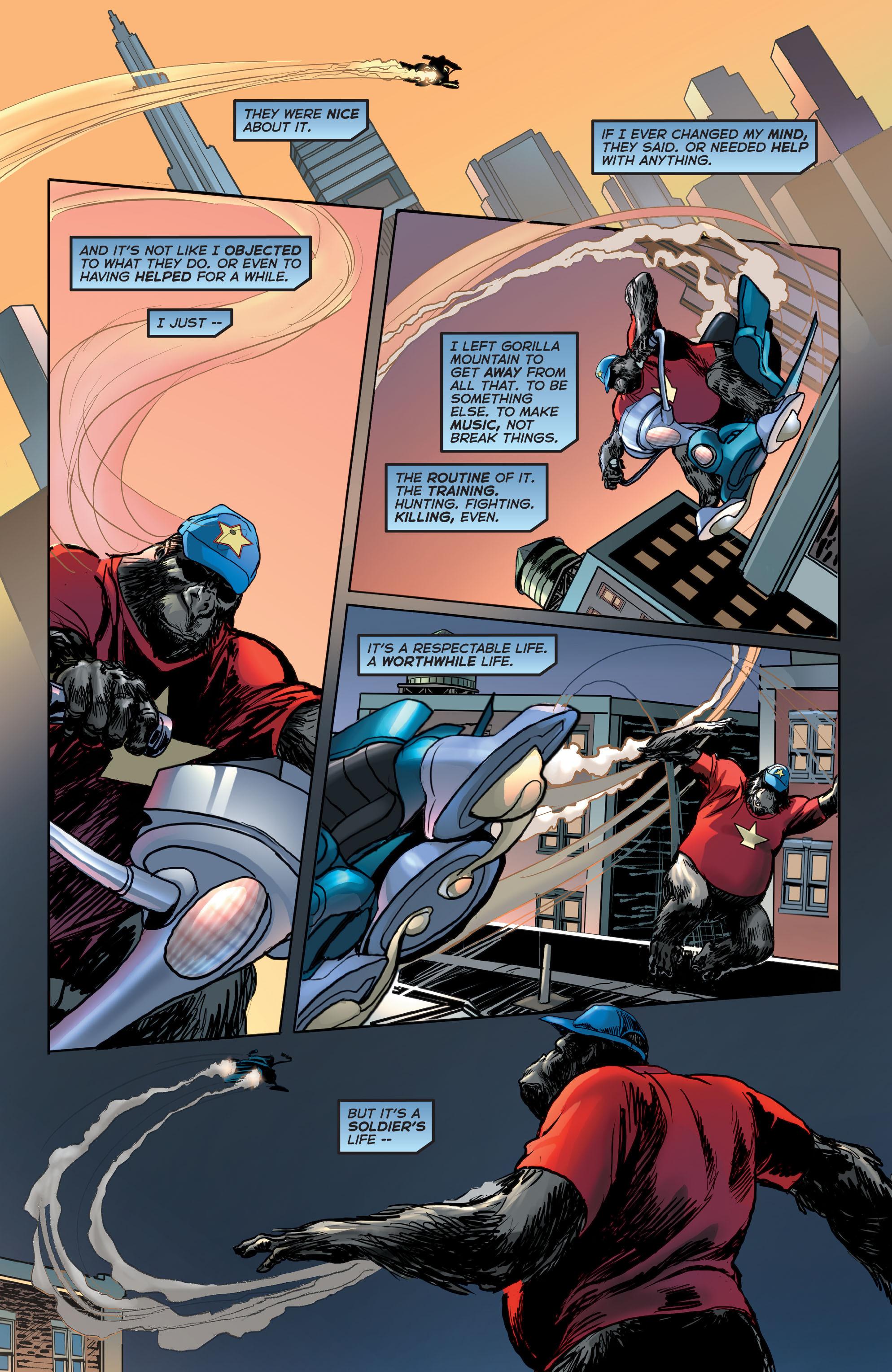Read online Astro City comic -  Issue #24 - 11