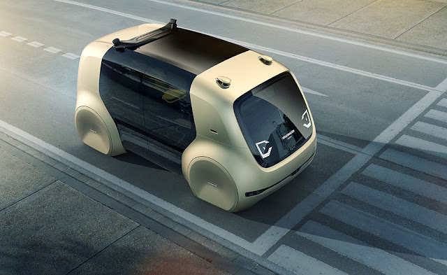 Image Attribute: SEDRIC – Concept Car from the Volkswagen Group and cross-brand ideas platform / DB2017AL00185