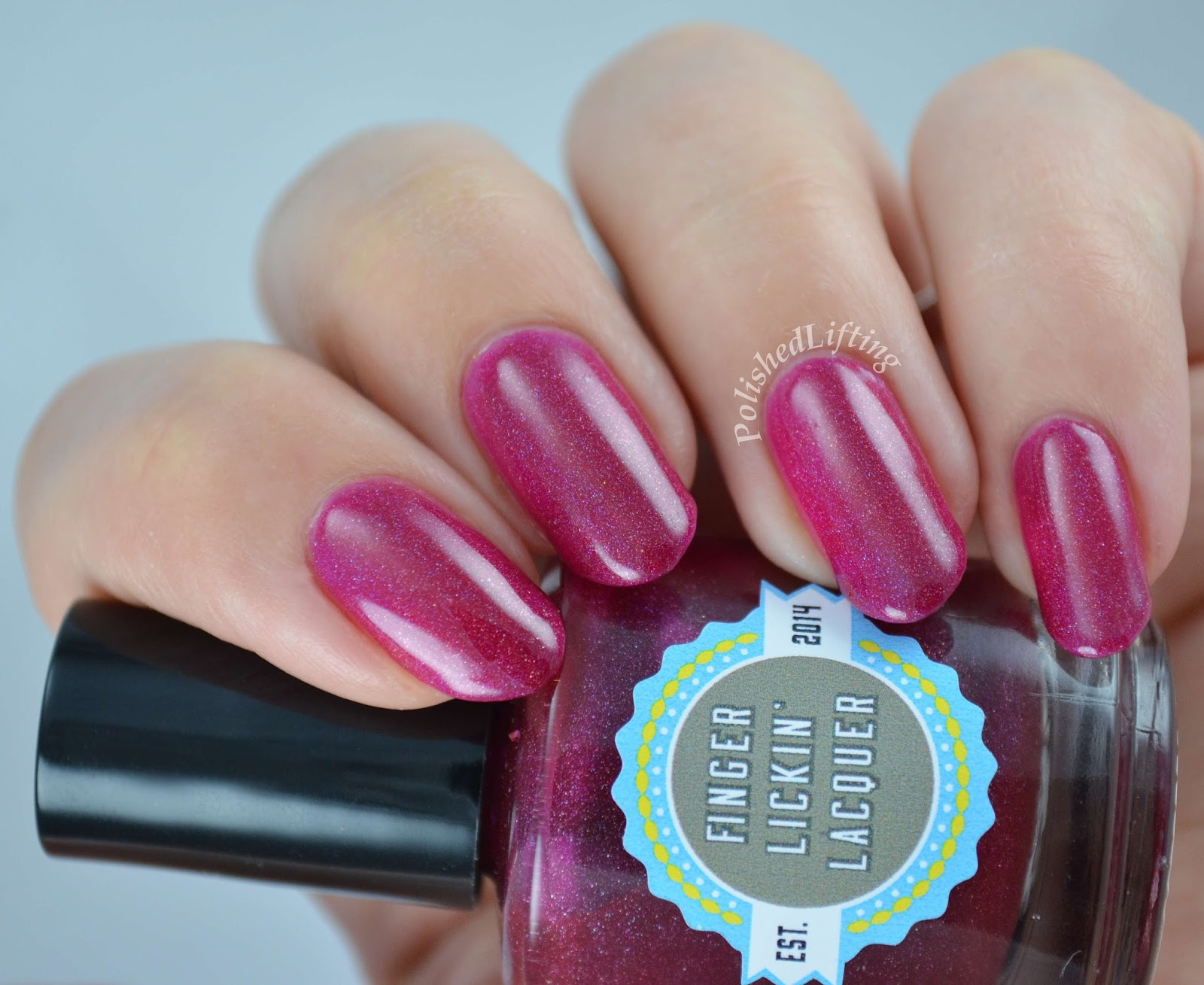 Finger Lickin' Lacquer Cranberry Cosmos