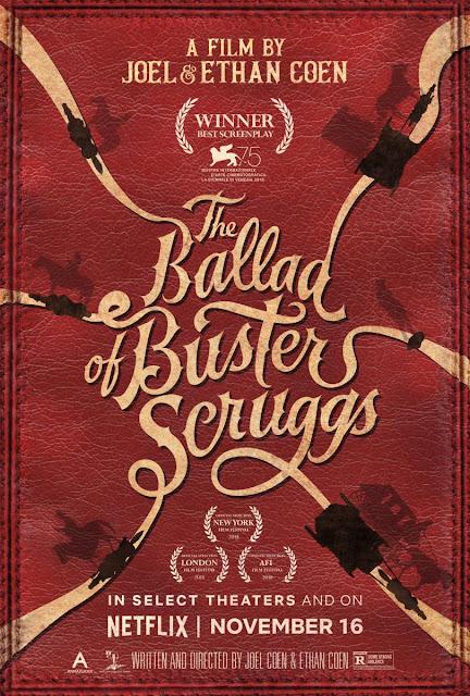 The Ballad of Buster Scruggs [2018][BBRip 1080p][Dual Audio]