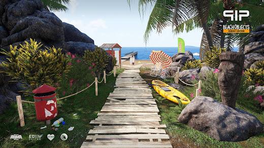 Arma3へビーチ オブジェクト追加MOD