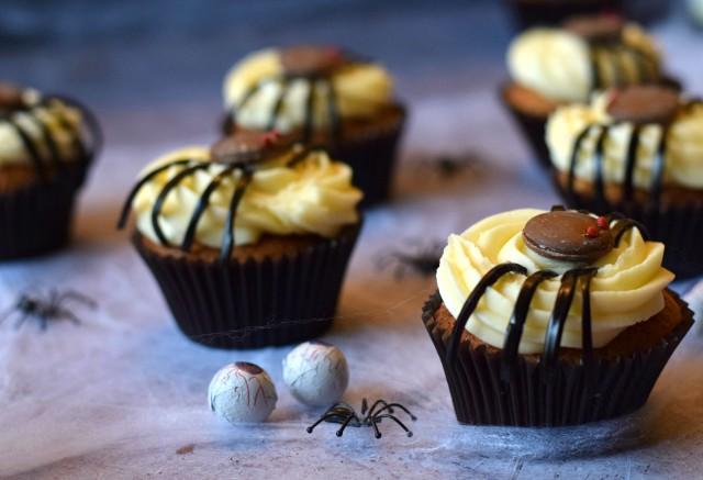 Fun cupcakes for Halloween parties