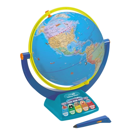 Happy Earth Day! We Are Celebrating By Breaking Out Our Brand New Talking  Globe From Educational Insights. This Little Beauty Is Chock Full Of Great  ...