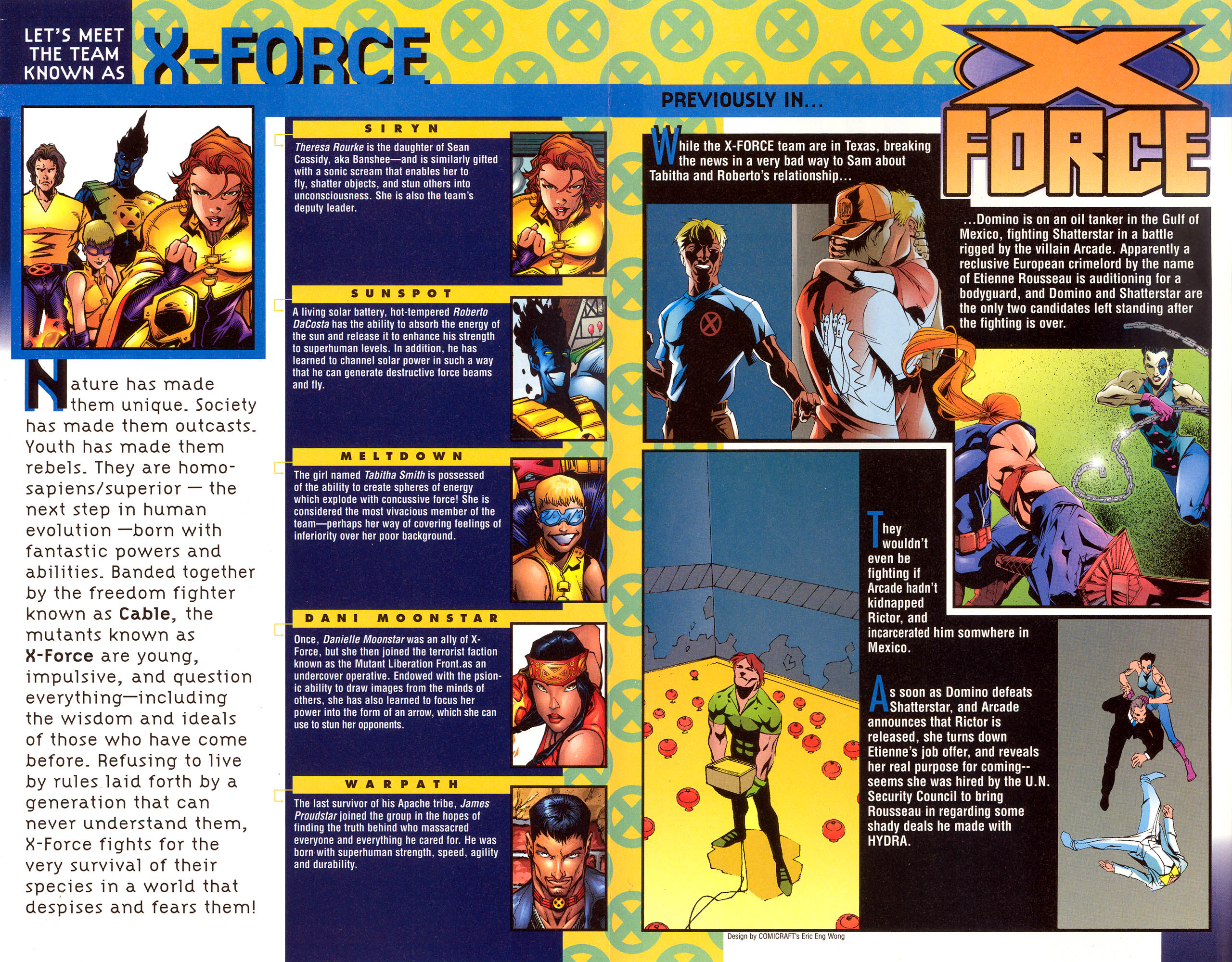 Read online X-Force (1991) comic -  Issue #77 - 3