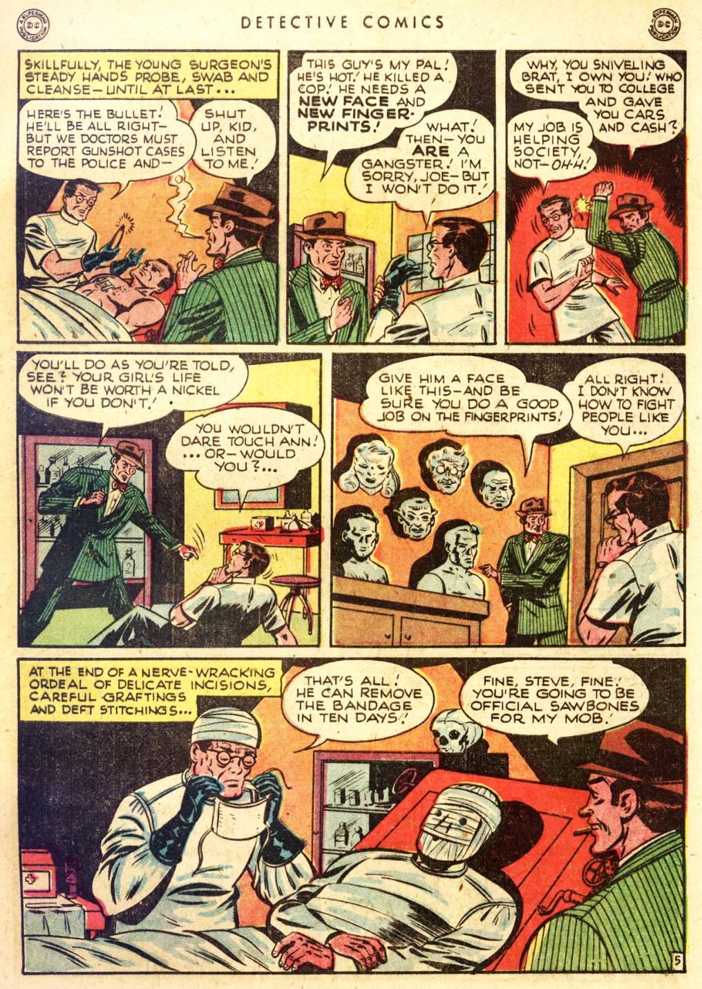 Read online Detective Comics (1937) comic -  Issue #131 - 7