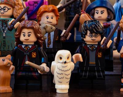 Minifigurky 71022 Harry Potter a Fantastická zvířata