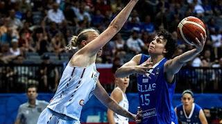 4η θέση κατέκτησε η Εθνική Γυναικών στο Eurobasket