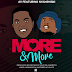 Download New Audio : AY Ft. Nyashinski - More & More { Official Audio }