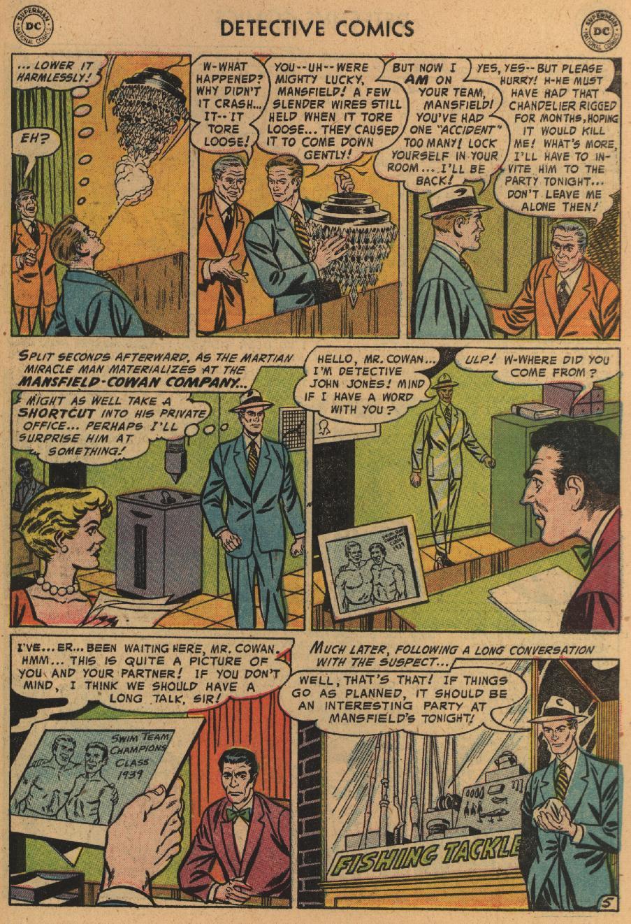 Read online Detective Comics (1937) comic -  Issue #229 - 31