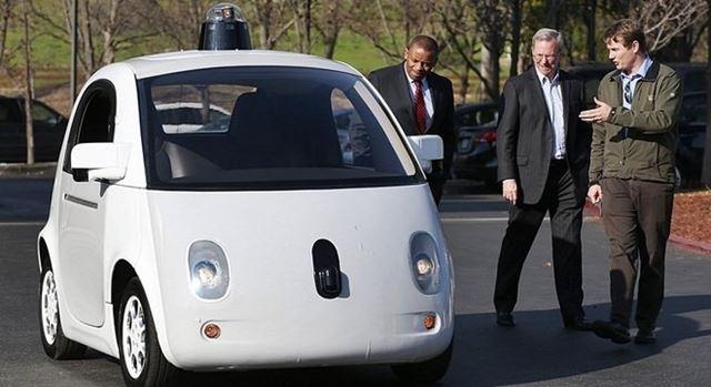 Este é o carro autônomo desenvolvido pelo Google, com previsão de chegar às ruas até 2020 Getty Images